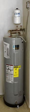 water heater installation tampa florida